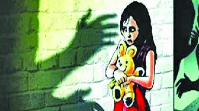 The police said that the minor girl was allegedly raped by a resident of Sumbal's Malikpora Trigam village two days ago.
