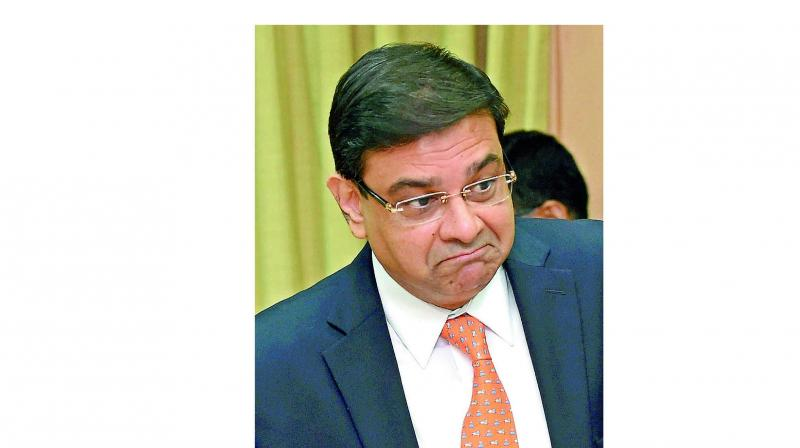 Reserve Bank of India Governor Urjit Patel. (Photo: PTI)