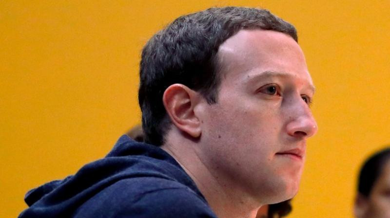 Zuckerberg avoided answering numerous specific questions, notably around opt-outs from targeted advertising. (AP Photo/Jeff Roberson, File)