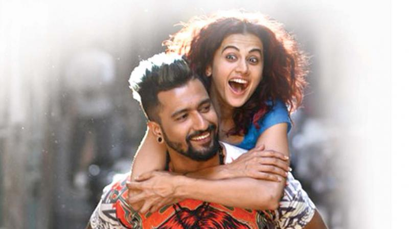 Still from the movie Manmarziyaan