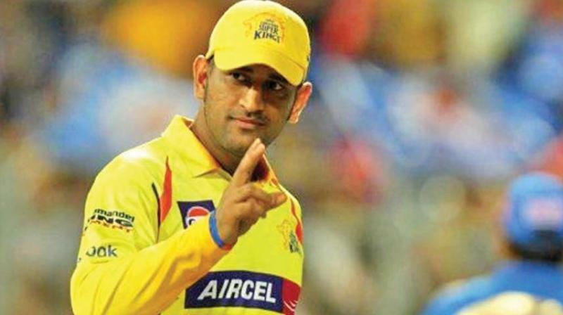 Ms Dhoni In Love With Chennai