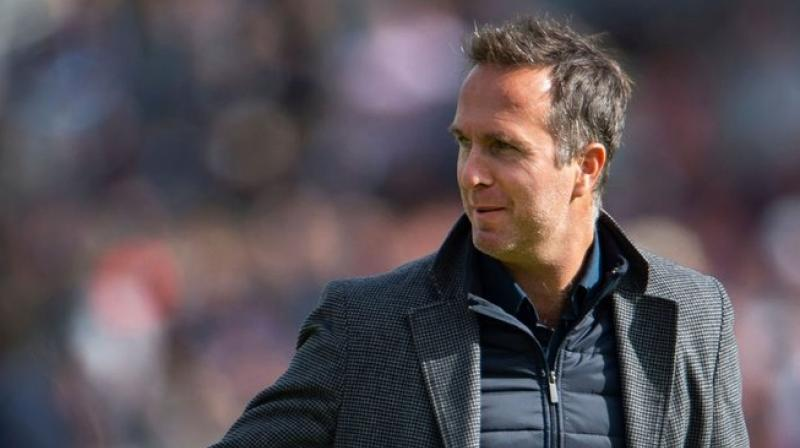 Former England captain Michael Vaughan has slammed the International Cricket Council's ranking system, terming it as 'absolute garbage'. (Photo:Twitter)