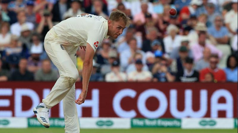 The 33-year-old pacer scalped five wickets against Australia. He dismissed David Warner, Cameron Bancroft, Steven Smith, Tim Paine and James Pattinson.(Photo: AFP)