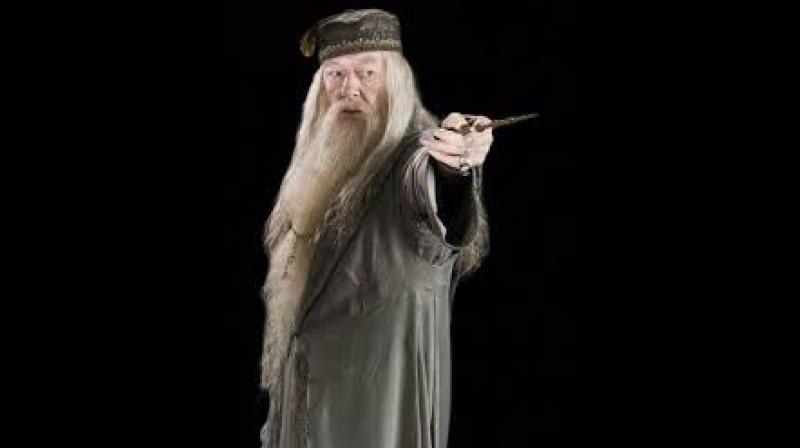 Potter fanatics have speculated that the three brothers represent Voldemort (with the Elder Wand), Snape (with the resurrection stone) and Harry Potter (with the cloak) – and Dumbledore is Death.