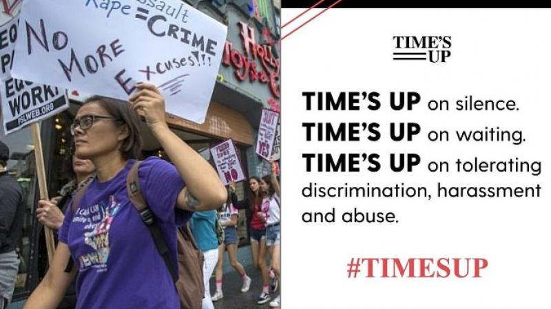 The initiative comes after the #Metoo campaign which took social media by storm last year (Photo: Twitter)