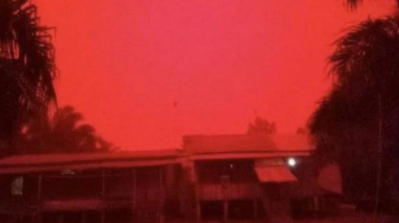 Indonesia haze: Why has the sky turned red? What is Rayleigh scattering?