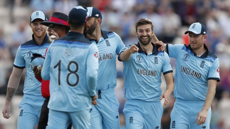 The hosts may look to take a leaf out of the West Indies' playbook in their approach to their second game of the tournament, launching a barrage of short-pitched deliveries to blow Pakistan away. (Photo:AP)
