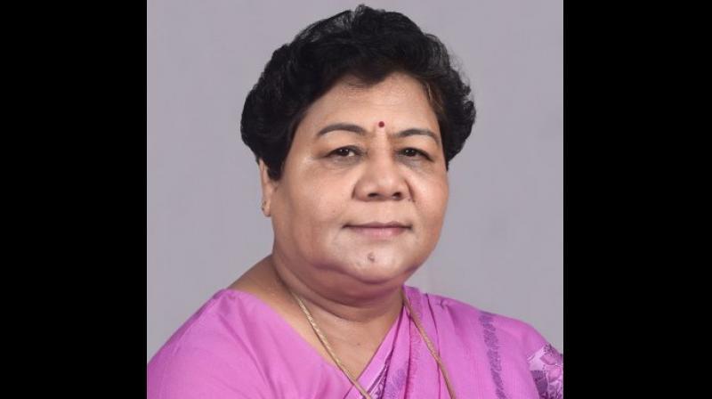 Chhattisgarh governor Anusuya Uike