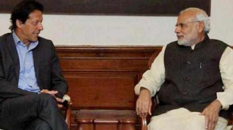 This peace appeal came a day after PM Modi threw a challenge to Khan aasking him to act honourably by bringing to justice those behind the strike, if he was a 'Pathan's son'. (Photo: File | PTI)