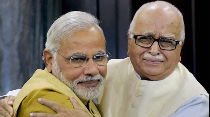 Many BJP leaders have also often used terms like 'anti-national' to target opposition leaders. (Image: PTI)