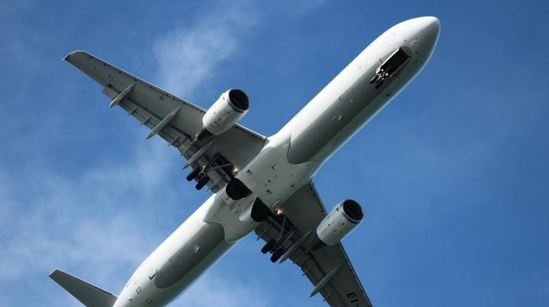 Aviation stocks tumbled up to 5 per cent on Thursday after the government raised import duty on jet fuel. (Photo: Pixabay)