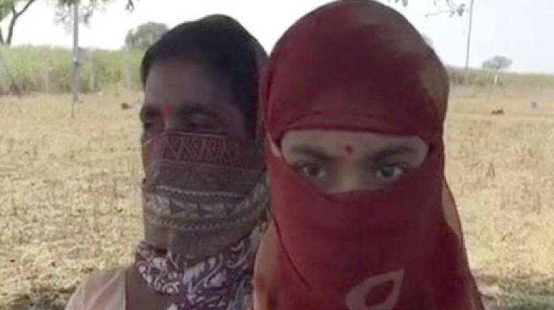 The 15-year-old victim, a class 11 student, had allegedly been raped by an Army man on the pretext of marriage. (Photo: ANI)