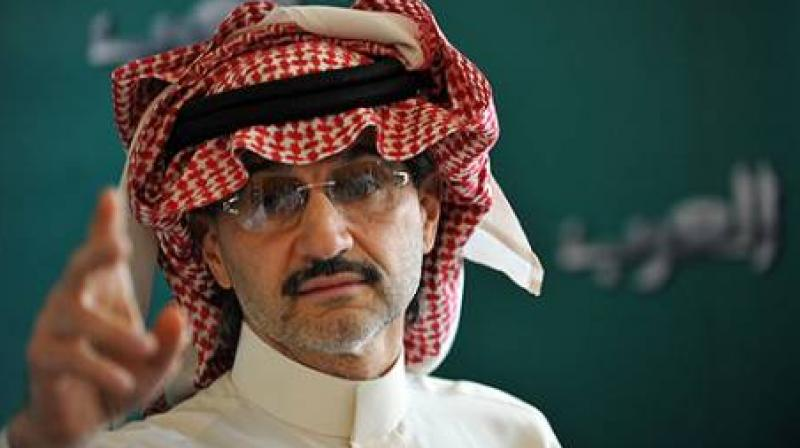 A senior Saudi official said Prince Alwaleed was freed after he reached a financial settlement with the attorney general. (Photo: AFP)