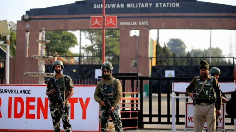 Saturday's attack on Sunjuwan camp was the worst in months, with five soldiers and the father of one of the soldiers killed and women and children among the ten wounded. (Photo: PTI)