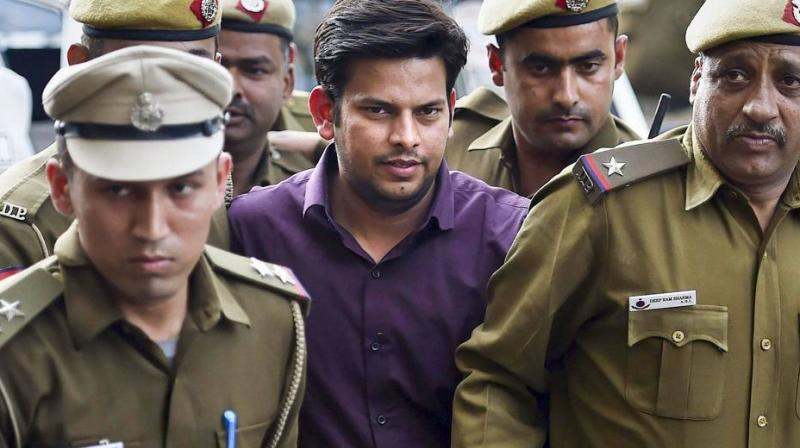 AAP MLA Prakash Jarwal was arrested on Wednesday morning in connection with the Delhi chief secretary assault case. (Photo: PTI)