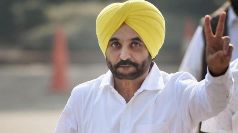 Bhagwant Mann (Photo: PTI)
