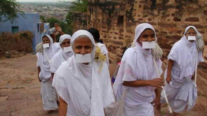 Sumit and Anamika, who hail from Neemuch in Madhya Pradesh, were granted 'deeksha' by Sadhumargi Jain Acharya Ramlal Maharaj. (Representational Image)