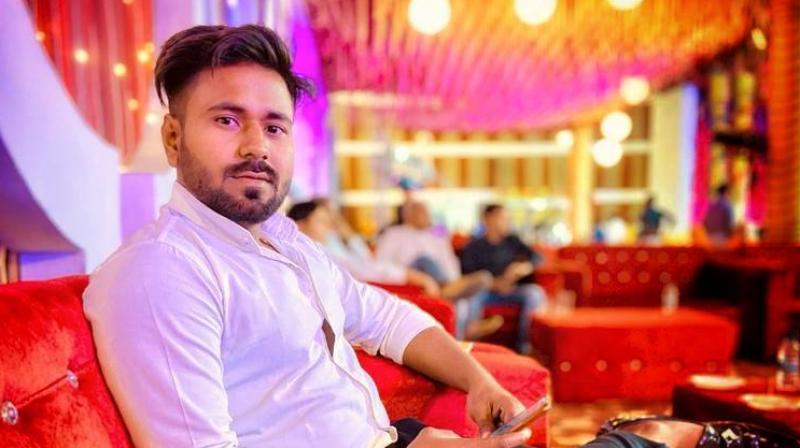 Piyush Bhardwaj.