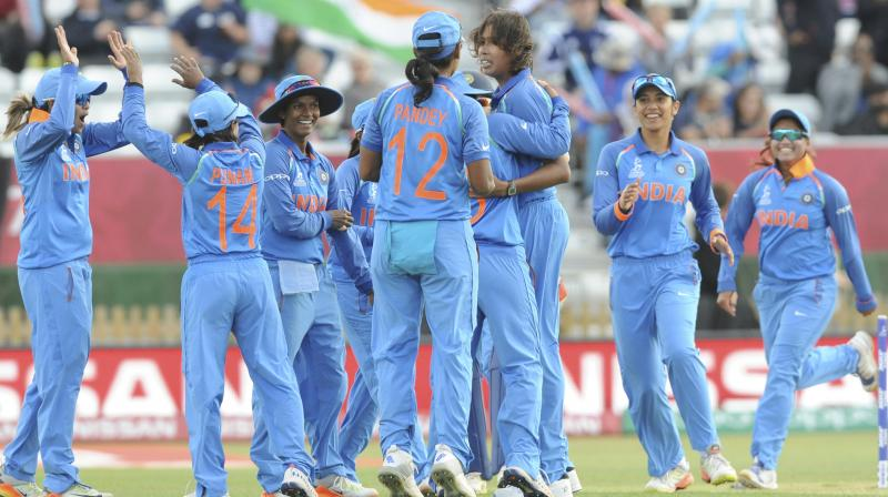 Team India has left themselves with a realistic chance of doing what seemed unreal at the start of the tournament. (Photo: AP)