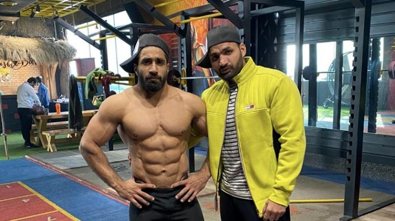 Virender Pahal and Mohan Pahal, nutrition experts