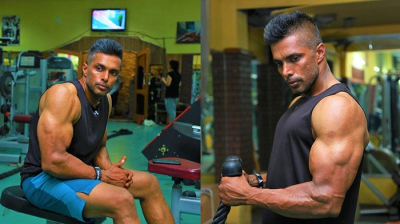 Rajesh PT, fitness trainer