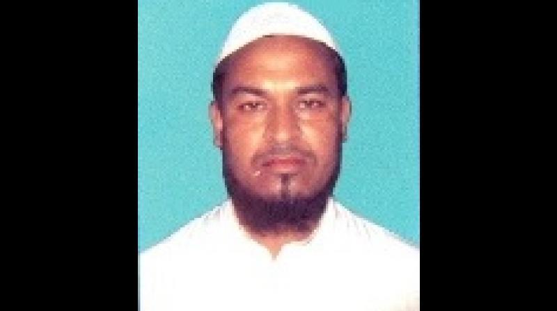 Assam MLA Aminul Islam of the All India United Democratic Front (AIUDF).