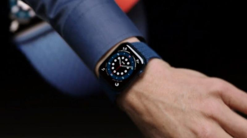 The temperature sensor could appear in the watch's 2022 refresh. (Photo: Apple.com)