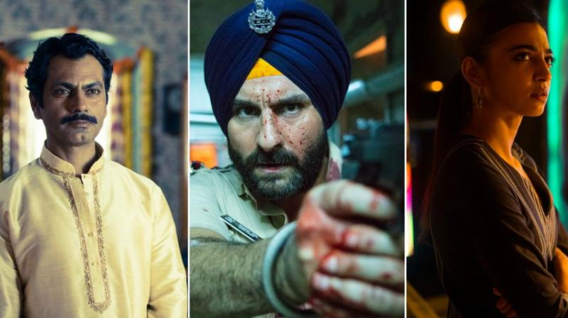 The petition contends that the show, starring Saif Ali Khan and Nawazuddin Siddiqui,'incorrectly depicts historical events of the country.' (Photo: File)