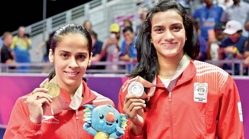 Olympic medallists shuttlers P V Sindhu, Saina Nehwal and cricketer Harbhajan Singh were among the prominent sportspersons who showered praise on the Telangana police for their action. (Photo: File)