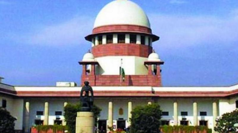 A vacation bench of Justices Deepak Gupta and Surya Kant agreed to list the matter for Tuesday after the counsel appearing for the petitioner, advocate Alakh Alok Srivastava, sought urgent hearing. (Photo: File)