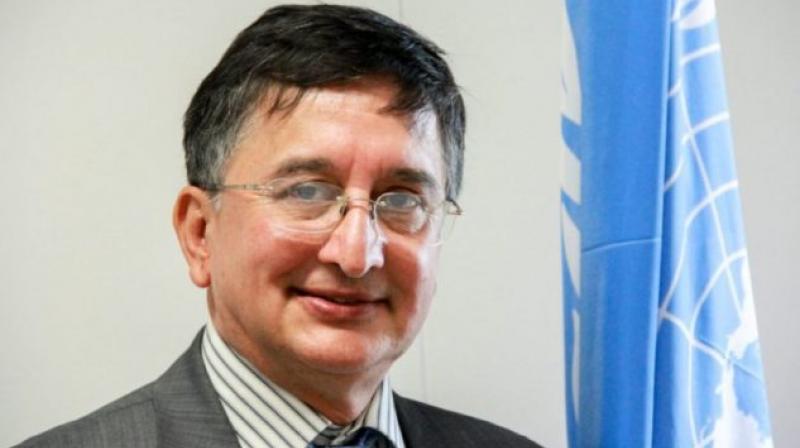 Bishow Parajuli, Representative, UNWFP India (Photo: File)