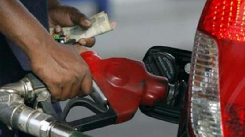 The retail prices of diesel and petrol are the lowest in Delhi, among India's key metropolitan cities. (Representational Images)