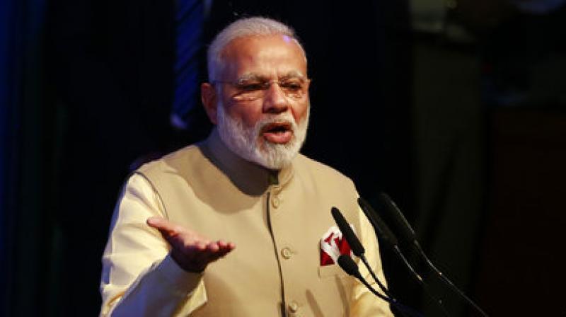 Prime Minister Narendra Modi (Photo: AP)