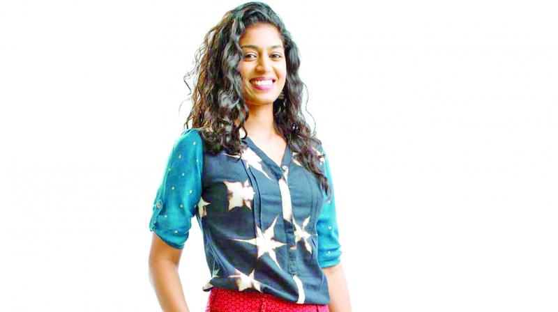 Anaka Narayanan believes sustainable fashion is here to stay.