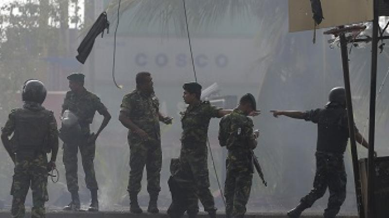 The death toll of the blasts has risen to 359 as confirmed by the official sources amongst which 11 are Indians. (Photo: AP)