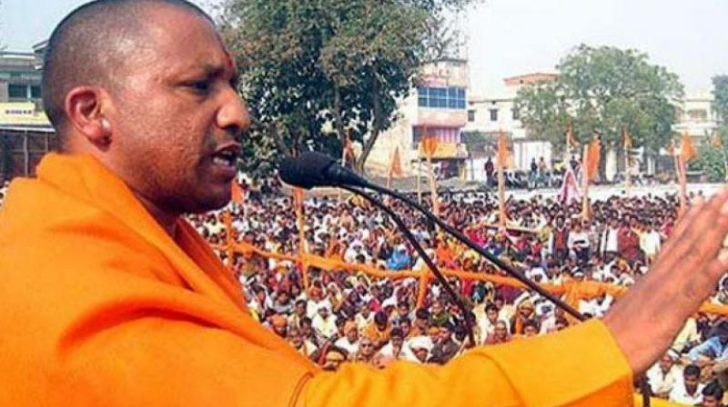 BJP MP Yogi Adityanath. (Photo: File)