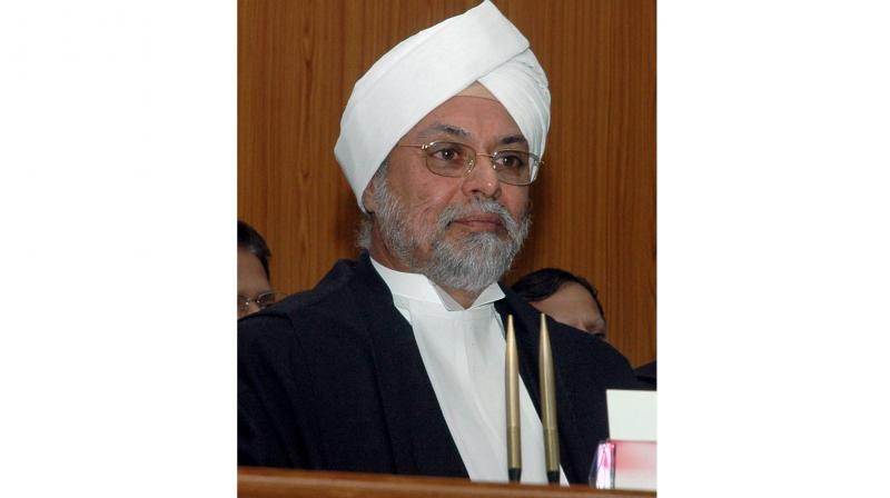 Justice Jagdish Singh Khehar will be the 44th Chief Justice of India. (Photo: PTI)