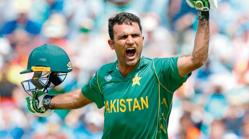 Fakhar Zaman's match-winning century for Pakistan in the Champions Trophy final against India has turned him into an overnight star. (Photo: AFP)