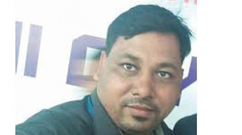 Doordarshan journalist Achyutanand Sahu