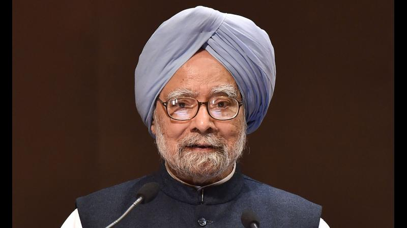 Former Prime Minister Dr Manmohan Singh was speaking on the occasion of the 30th anniversary of economic liberalisation. (Photo:PTI)