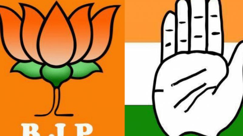 One goal of the Congress Party would surely have been to rebuild its organisation so that it begins to match that of the BJP.