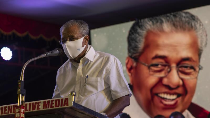 Sources say that Mr Rajamony was chosen by chief minister Pinarayi Vijayan based on his long innings as a career diplomat. (AP Photo)