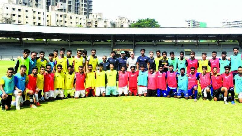 AIFF is implementing a reliable scouting network in place to ensure a better development for Indian Football.