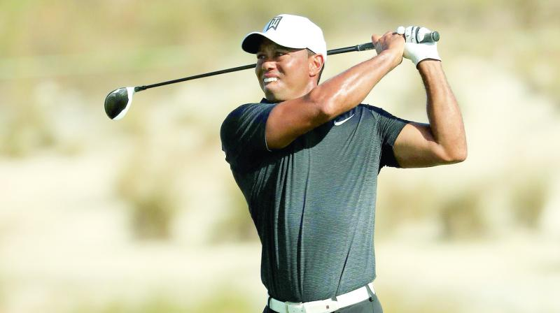 Creating Tiger Woods' of the future? (Photo: AFP)