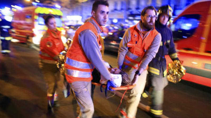 7 people were killed and 49 injured when the trio rammed a van into pedestrians on London Bridge before stabbing revelers in bars in the nearby Borough Market. (Photo: AP)