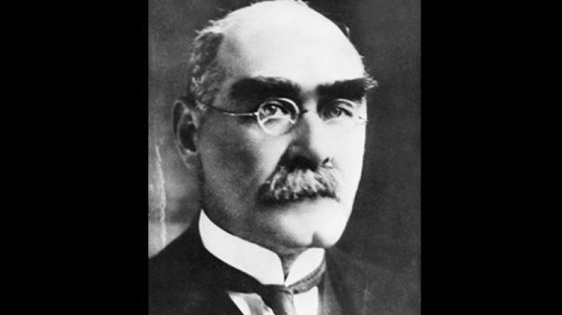 Rudyard Kipling (Photo: AFP)