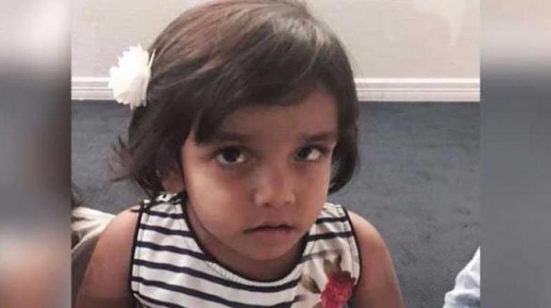 Sini Mathews and husband Wesley Mathews, who was arrested last month, went out for dinner with their biological daughter on October 6, leaving Sherin behind because she refused to drink her milk, police in the US state of Texas said. (Photo: Facebook)