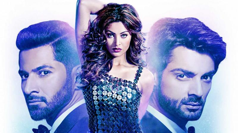 Hate Story IV poster.