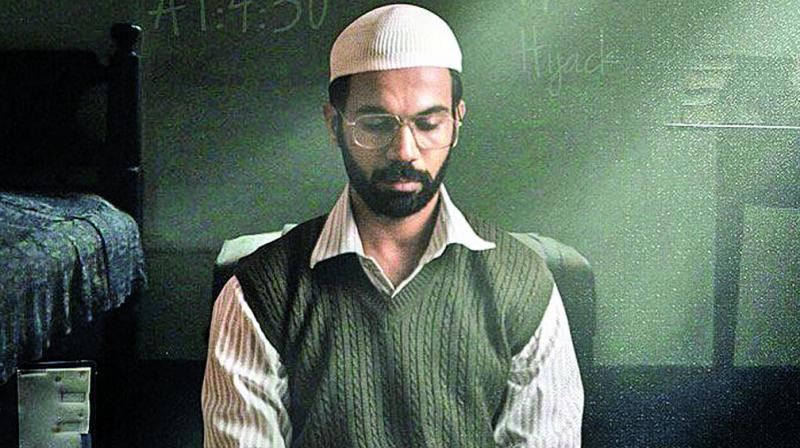 Hansal Mehta's Omerta could be perceived as a too-hot-to-handle biopic on the terror activities of Ahmed Omar Saeed Sheikh.