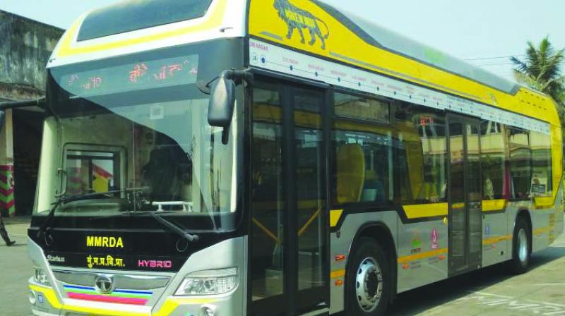 The fare on local routes within BKC vary between Rs 16 and Rs 26.
